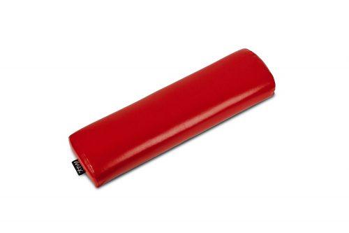 Красный валик для маникюра удлинённый