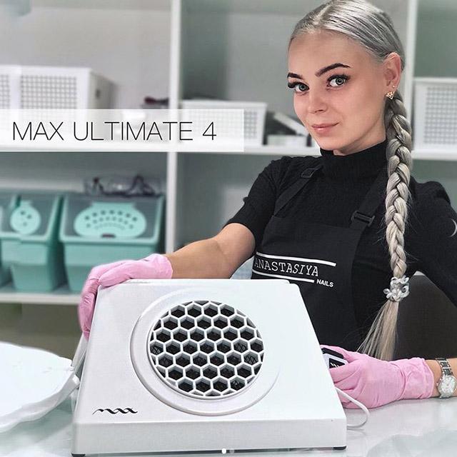 air max aspiradora uñas