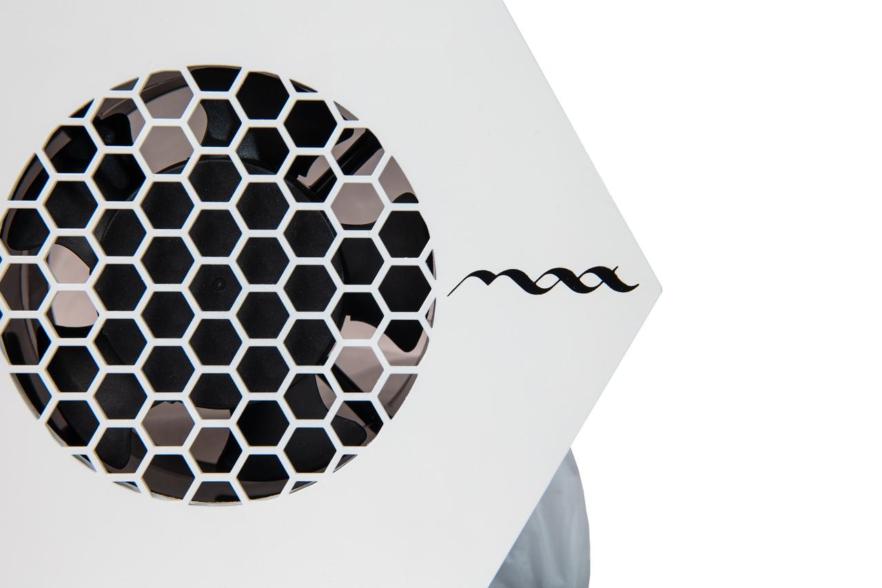 Max Storm Collecteur de poussiere puissant intégré 6
